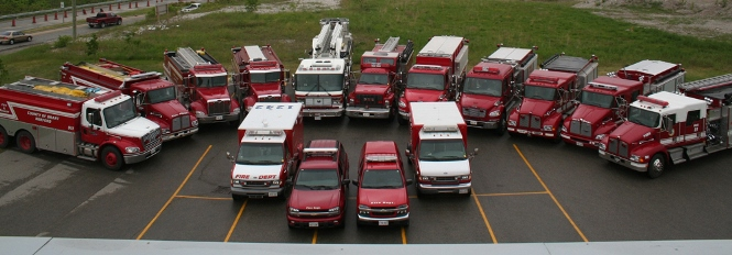 Fire Services Fleet