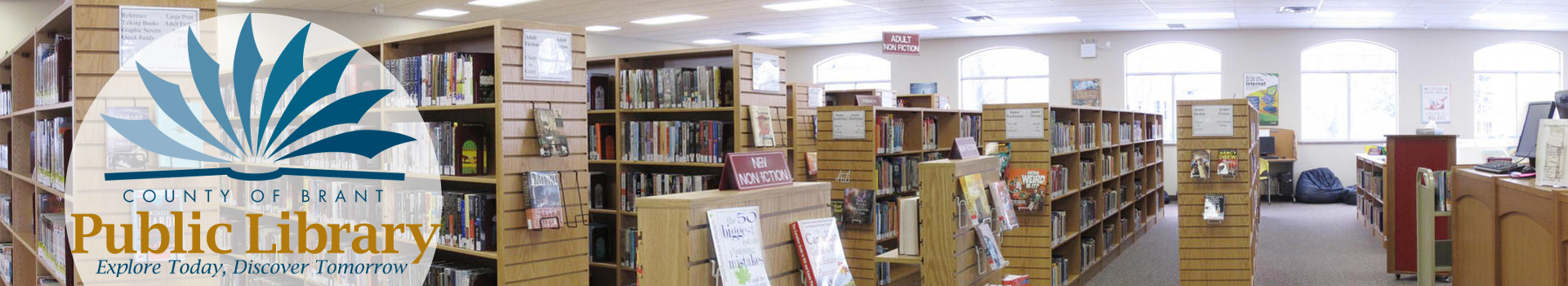 County of Brant Public Libraries